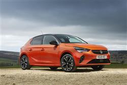 Car review: Vauxhall Corsa-e