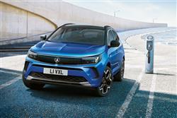 Car review: Vauxhall Grandland Hybrid