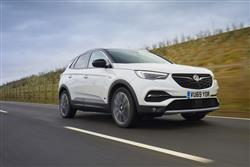 New Vauxhall Grandland X Hybrid review