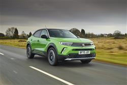 New Vauxhall Mokka-e review