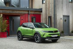 Car review: Vauxhall Mokka-e