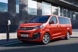 Car review: Vauxhall Vivaro e-Life