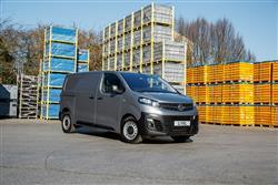 Van review: Vauxhall Vivaro