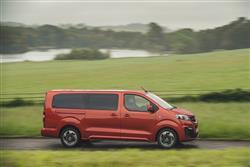 New Vauxhall Vivaro Life review