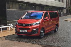 Car review: Vauxhall Vivaro Life