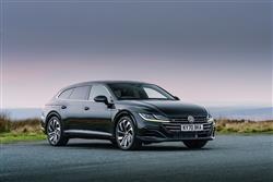 Car review: Volkswagen Arteon Shooting Brake