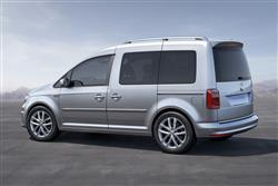 New Volkswagen Caddy Life review