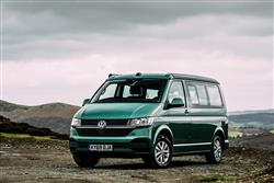 Car review: Volkswagen California 6.1