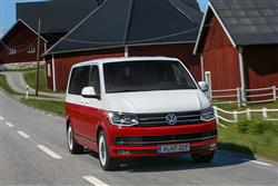 New Volkswagen Caravelle review