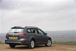 New Volkswagen Golf Estate review