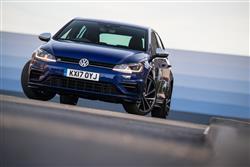 New Volkswagen Golf R review