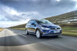 New Volkswagen Golf SV review