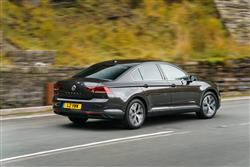 New Volkswagen Passat review