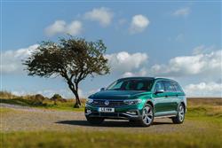 Car review: Volkswagen Passat Alltrack