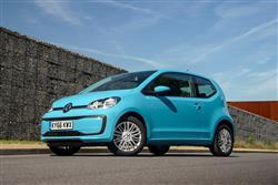 New Volkswagen up! Take up! review