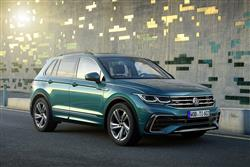 Car review: Volkswagen Tiguan