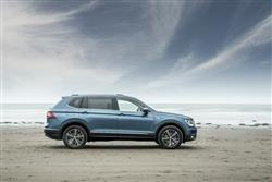 Car review: Volkswagen Tiguan Allspace