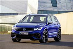 Car review: Volkswagen Tiguan R
