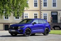 Car review: Volkswagen Touareg R