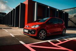 Car review: Volkswagen up! GTI