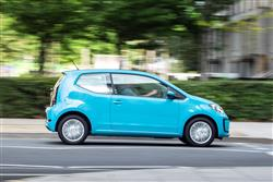 New Volkswagen up! Move up! review