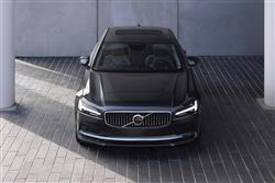 New Volvo S90 review