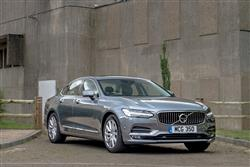 Car review: Volvo S90