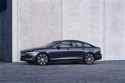 Car review: Volvo S90 Recharge T8 Plug-in Hybrid AWD
