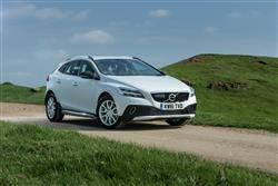 Car review: Volvo V40 Cross Country T5 AWD