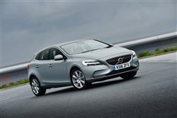Car review: Volvo V40 D2