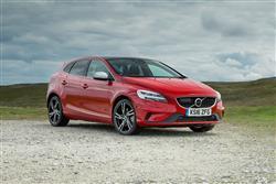 Car review: Volvo V40 D3
