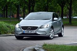 Car review: Volvo V40 T3