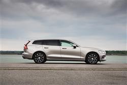 New Volvo V60 review