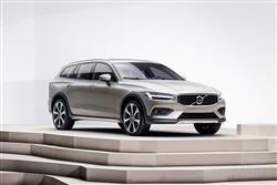 Car review: Volvo V60 Cross Country