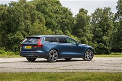 New Volvo V60 B4 review