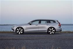 Car review: Volvo V60 Recharge T6 Plug-in hybrid