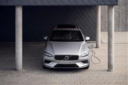 New Volvo V60 Recharge T6 Plug-in hybrid review