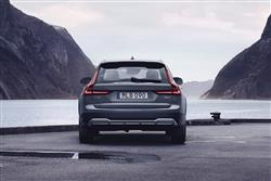 New Volvo V90 Cross Country review