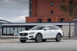 Car review: Volvo V90 Cross Country