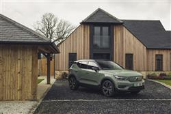 Car review: Volvo XC40 Recharge Pure Electric AWD