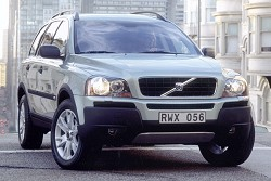 New Volvo XC90 (2002-2014) review