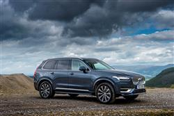 Car review: Volvo XC90