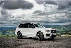 Car review: Volvo XC90 Recharge T8 Plug-in hybrid