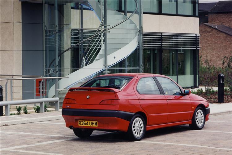 New Alfa Romeo 146 (1995 - 2000) review