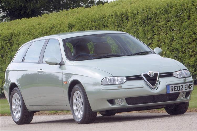 New Alfa Romeo 156 Sportwagon (2000 - 2006) review