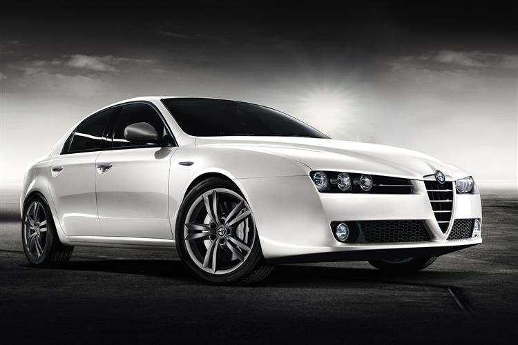 New Alfa Romeo 159 (2010 - 2012) review