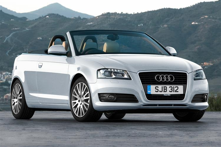 New Audi A3 Cabriolet (2008 - 2013) review
