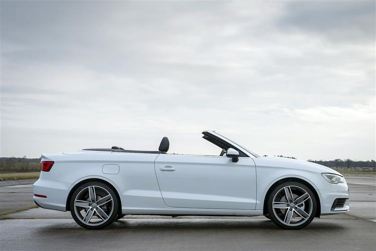 New Audi A3 Cabriolet (2014 - 2016) review