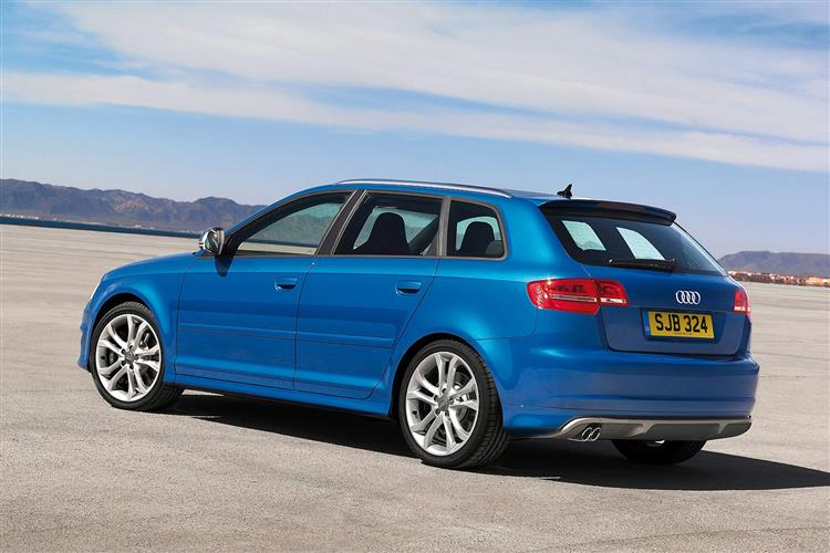 New Audi A3 Sportback (2004 - 2012) review