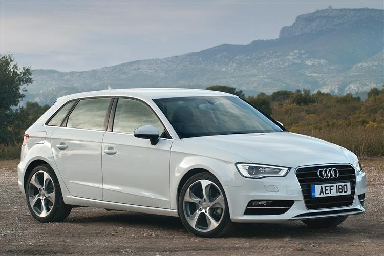 New Audi A3 Sportback (2012 - 2016) review